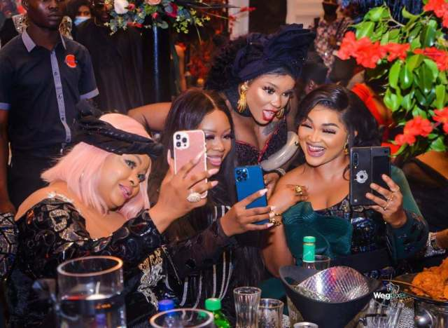 """""""It's eye service, the fight is not settled"""" — Iyabo Ojo trigger reactions over IG post with Mercy Aigbe"""