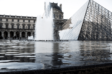 Parenting Internationally in Paris with the Louvre