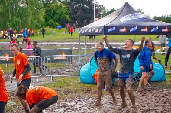 Tough Mudder North West 2017 Mark Happy