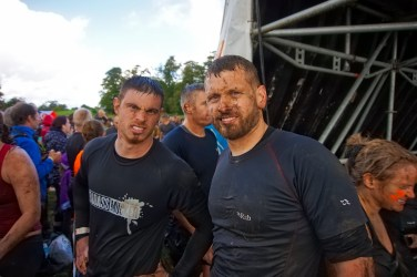 Tough Mudder North West 2017 Mark