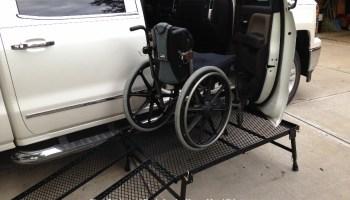 Diy Wheelchair Transfer Platform Part 1 Diy Metal Fabrication Com