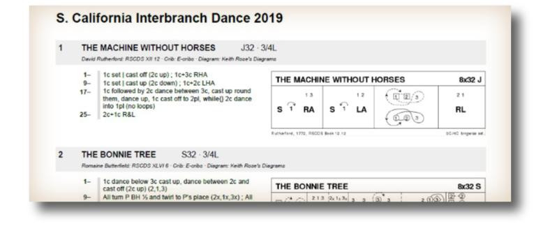 S  CA Interbranch Dance Cribs - Sept 2019 - Dance Scottish San Diego