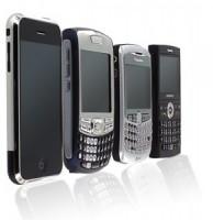 Smartphone voor de makelaar