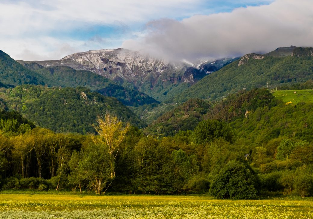 Central France - Cantal - Auvergne