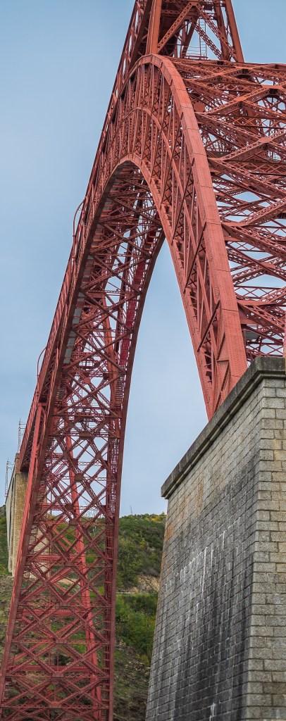 Gustav Eiffel Auvergne Viaduc de Garabit