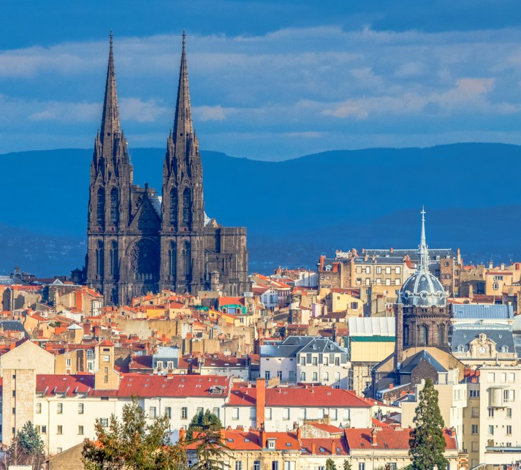 Central France - Auvergne - Clermont-Ferrand