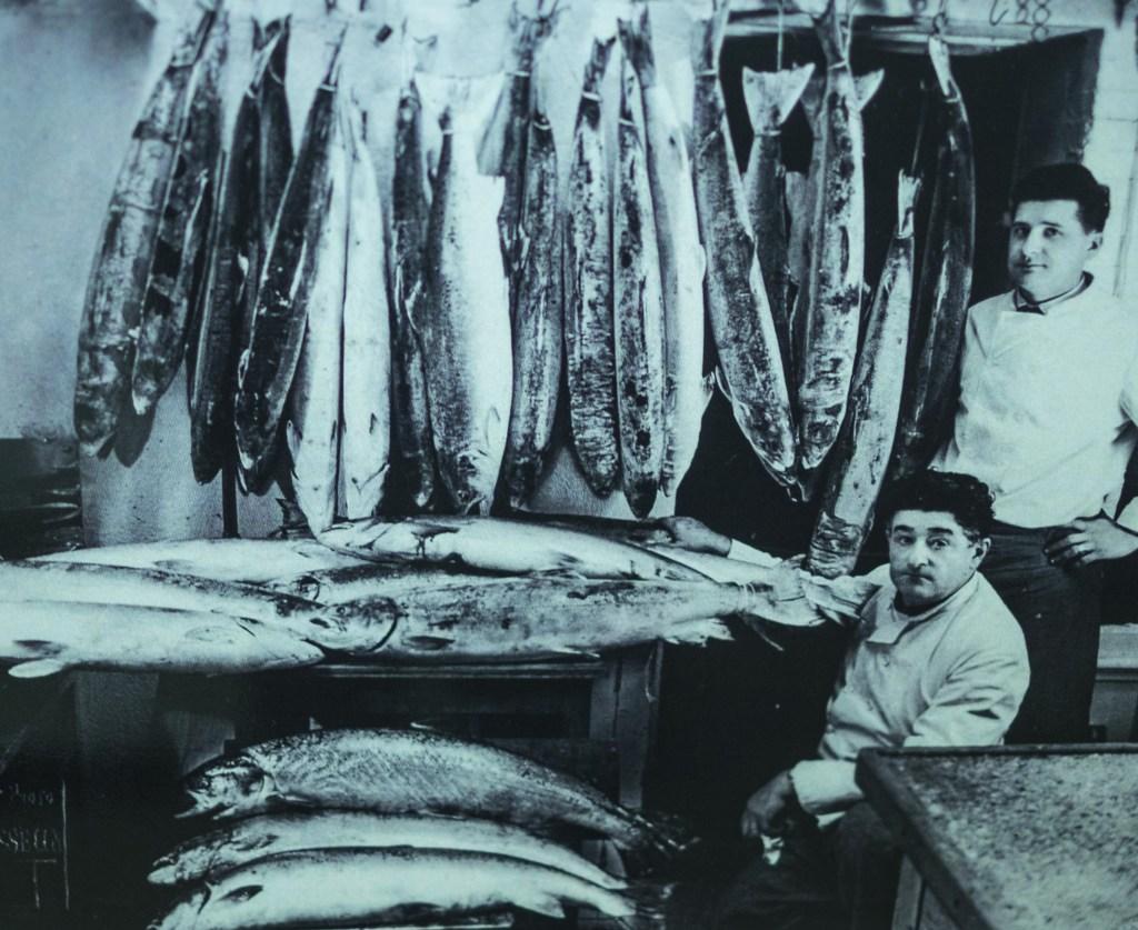 Salmon Brioude Cantal