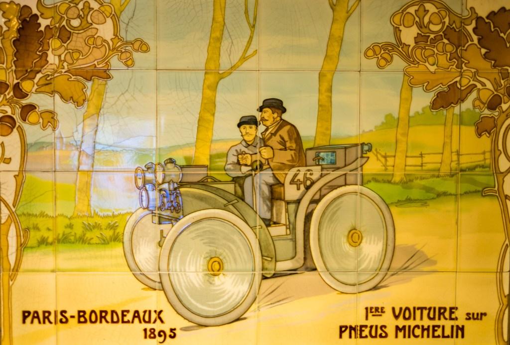 Michelin Clermont-Ferrand Auvergne