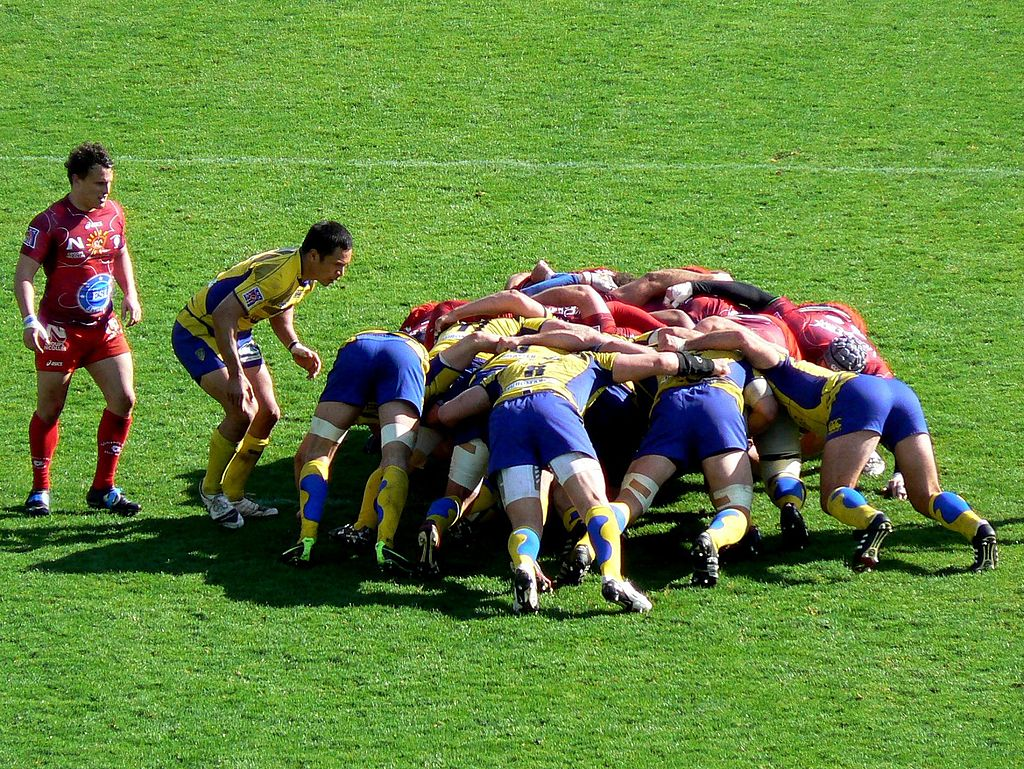 Rugby Auvergne Clermont