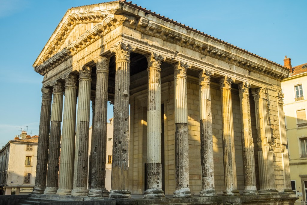 Roman Vienne Auvergne