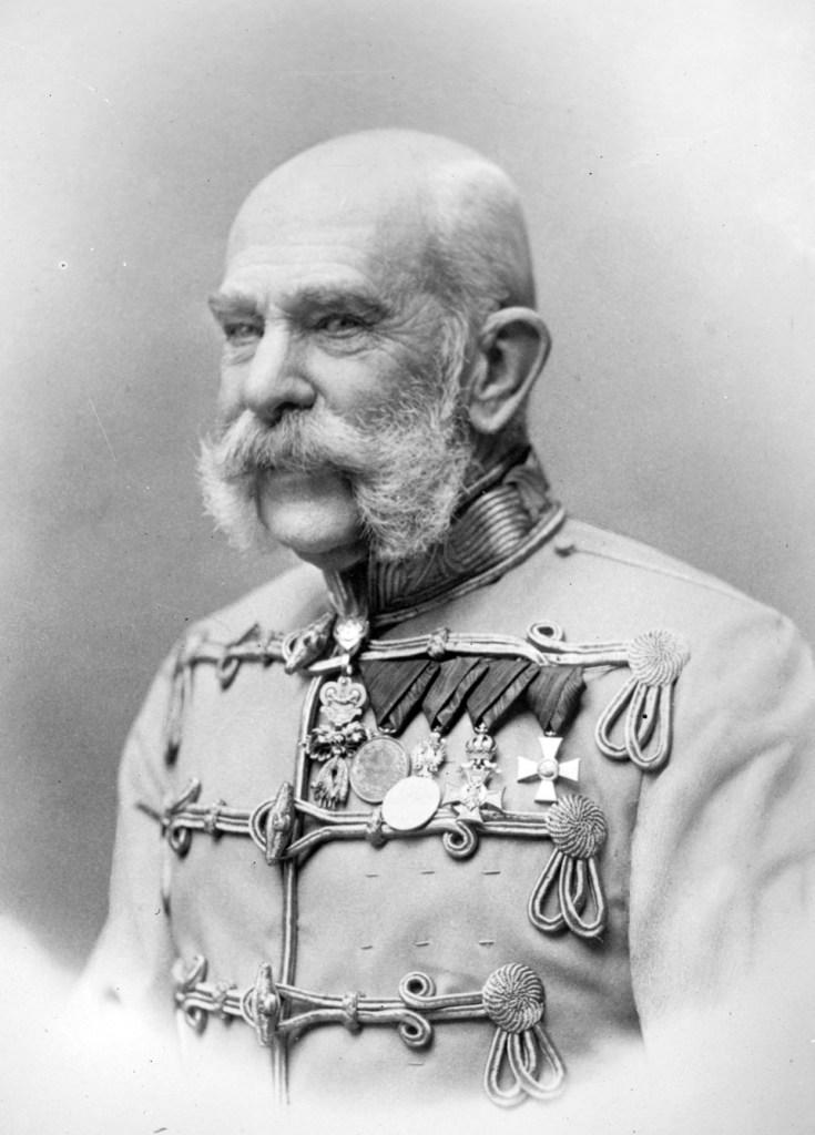 Austria Emperor Romanesque