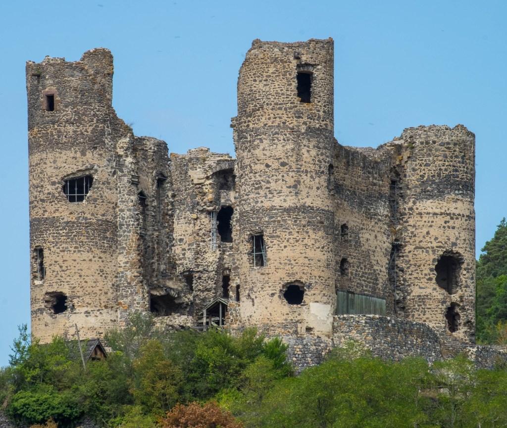 Chateau Castle Domeyrat Auvergne