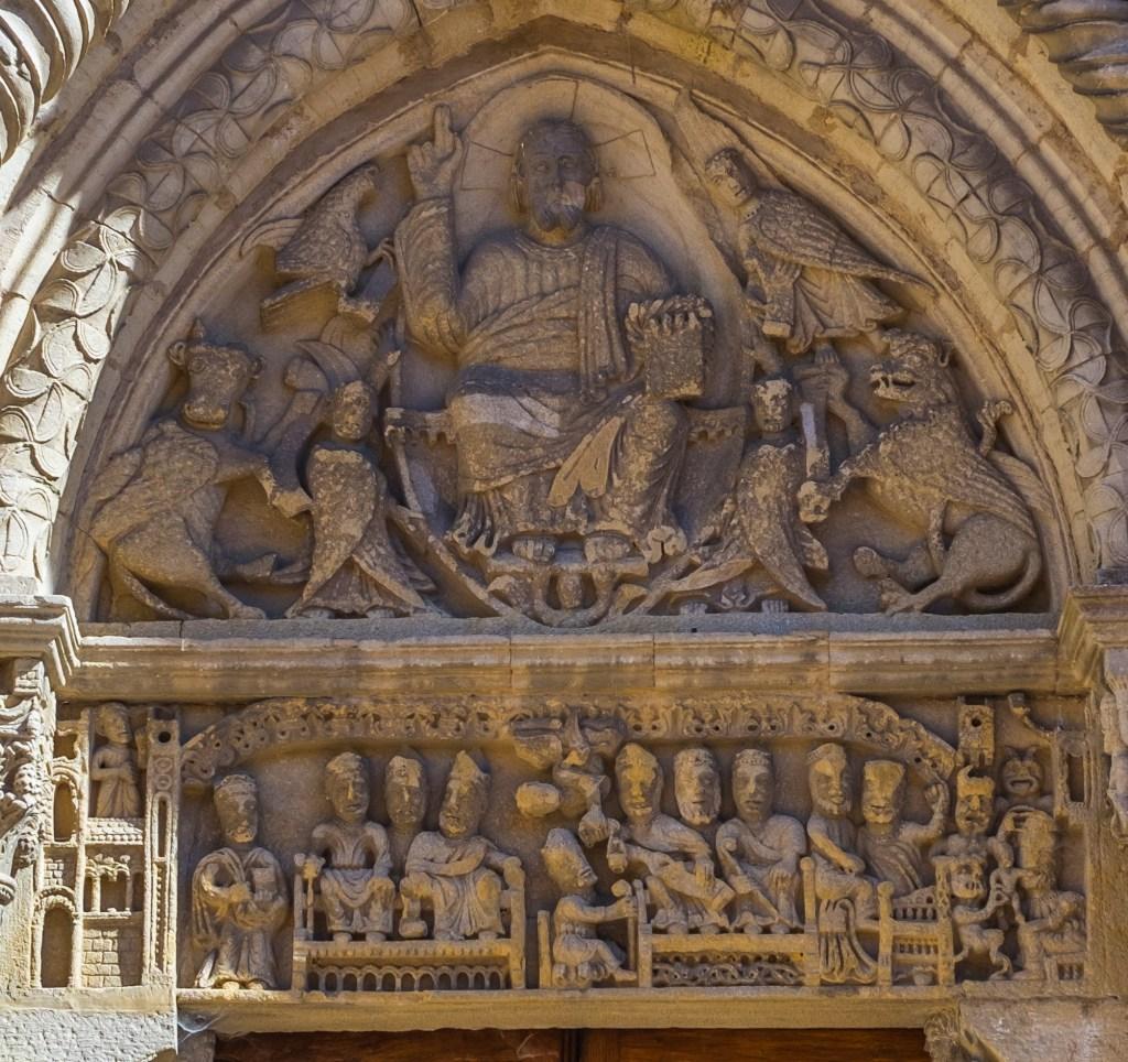 Semur Burgundy Romanesque