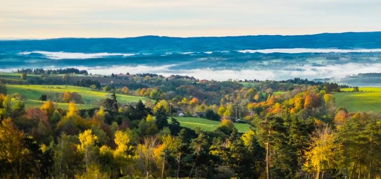 Autumn Auvergne France