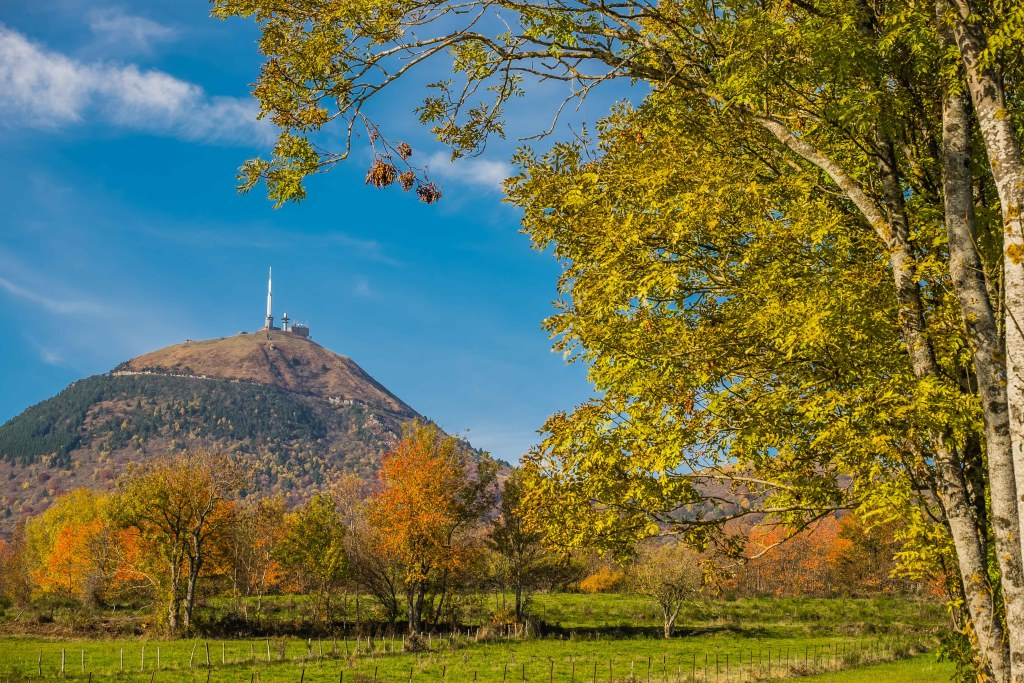 Autumn Auvergne France