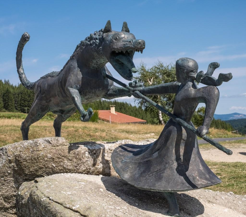 Gevaudan Haute-Loire Beast Horror Auvergne