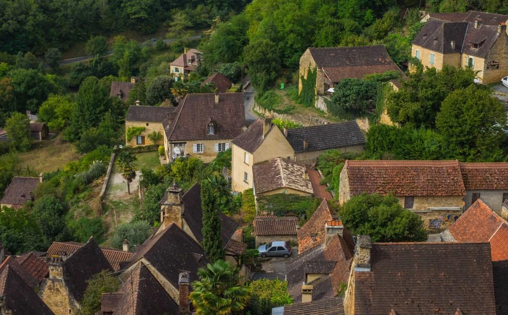Castelnaud-la-Chapelle Dordogne France