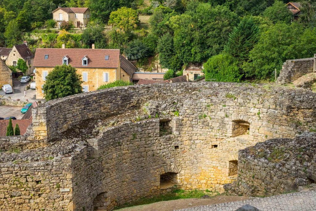Castelnaud-la-Chapelle Dordogne France
