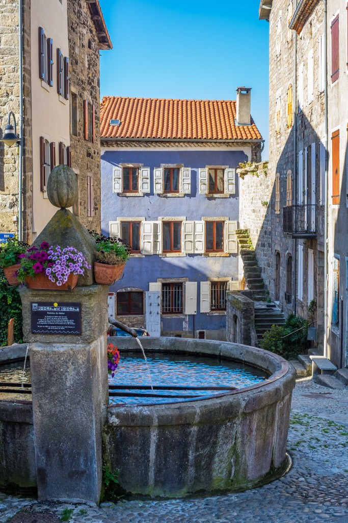 Pradelles Auvergne Most Beautiful Village France
