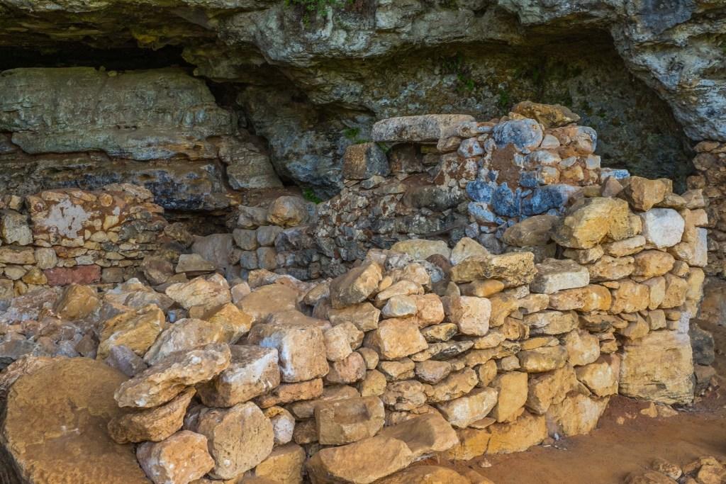 Dordogne Cave Medieval France Perigord