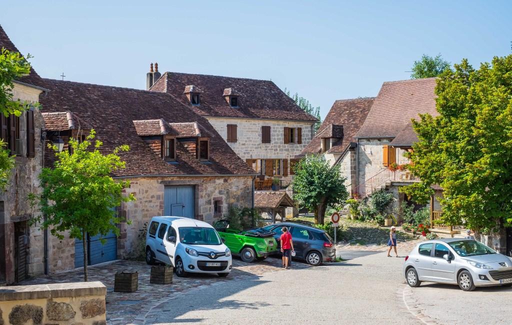 Curemonte Corrèze France Dordogne Medieval Europe Turene Castle Chateau