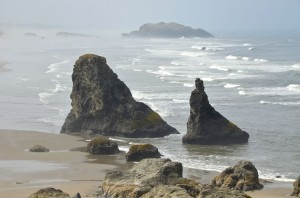 Oregon Coast near Bandon