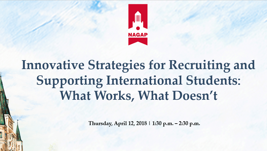 NAGAP: Innovative Strategies for Recruiting and Supporting