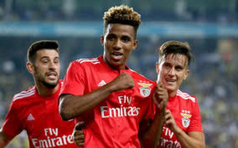 Gedson Fernandes, 21, becomes Mourinho's first signing at Spurs, reveal how Mourinho lured him