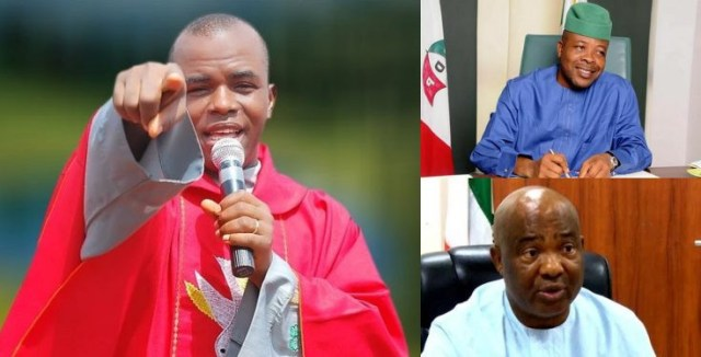 I have been consistent about Uzodinma, Supreme Court judgment vindicated me - Father Mbaka