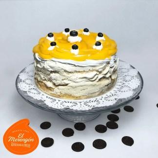 Torta Merengón Helado (Tres leches con macadamia)