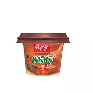 Helado Popsy milkyway Vasito x60g
