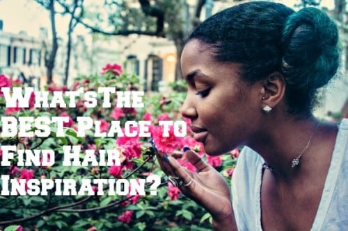 where to find hair inspiration