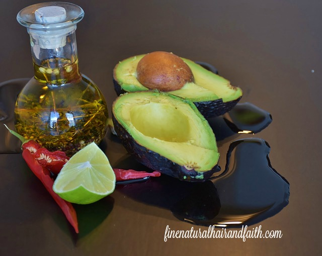 avocado and oils