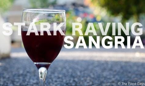 Stark Raving Sangria