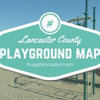 A Map of Lancaster County Playgrounds