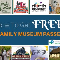 FREE Family Museum Passes from the Lancaster County Library System