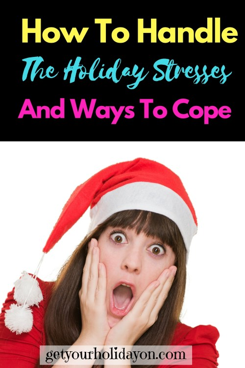 Are you searching for ways to get a handle on holiday stress. Does the overwhelm of entertaining, shopping, creating meal plans, buying gifts, and travel give you anxiety? Don't let the stress of the holiday season bring you down.