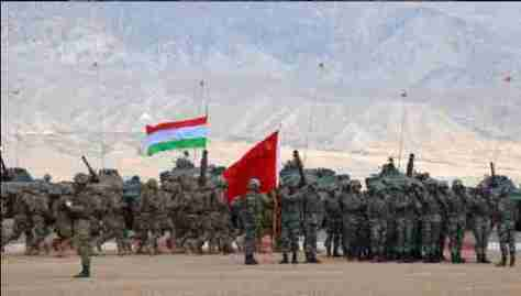Joint China and Tajikistan military exercises in October (Asia-Plus)