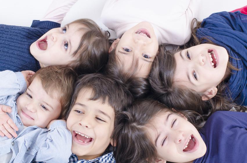 Patchwork avec 6 enfants