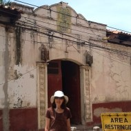 2014 0609 oldest house in country, Comayagua