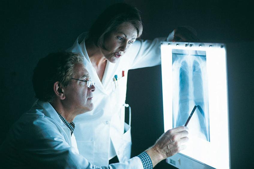 Эозинофилия может возникать при заболеваниях легких