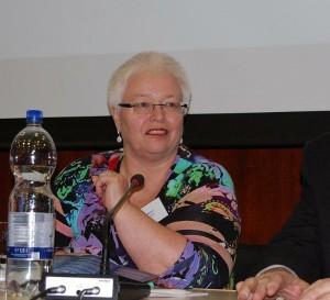 Sigrid Beer, bildungspolitische Sprecherin der Grünen