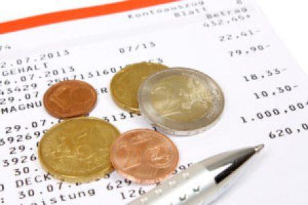 Einzahlungen und Auszahlungen für Einnahmen- und Ausgabenbelege Lexware EÜR