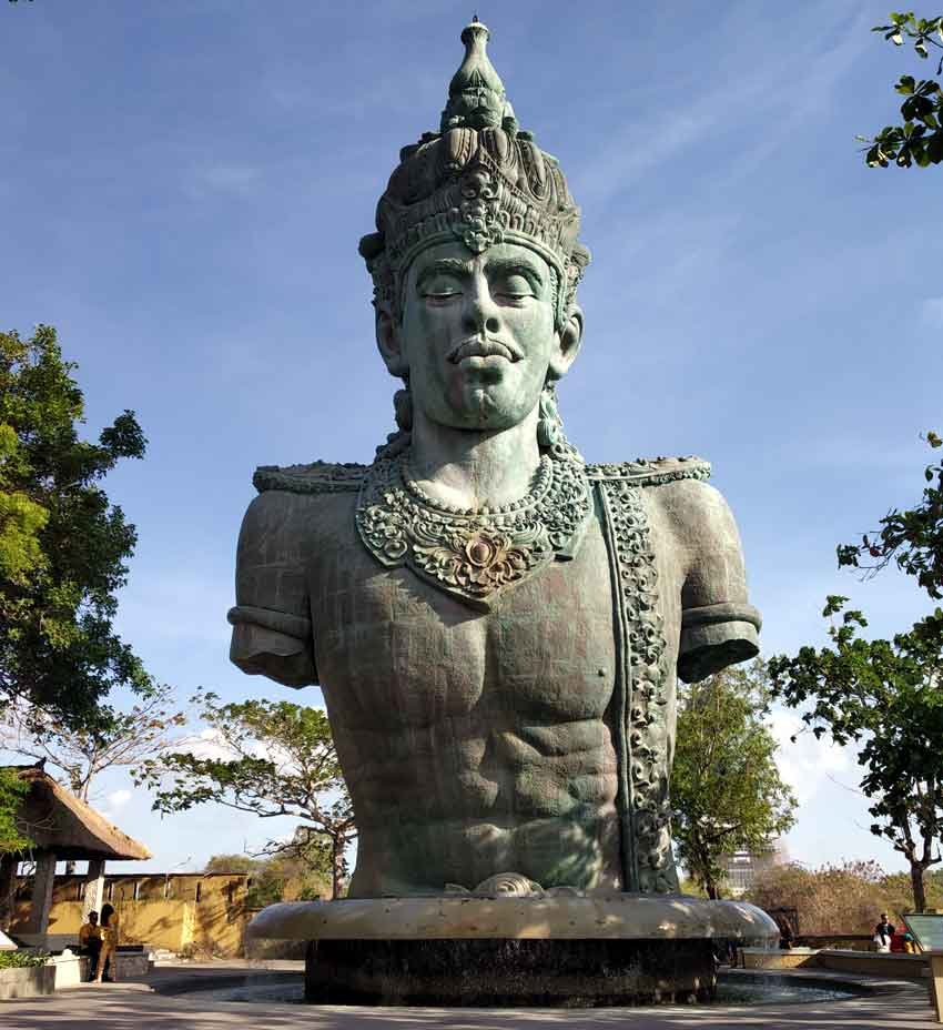 Things to do in Bali garuda wisnu kencana gwk bali indonesia laid back traveller laidbacktraveller.com