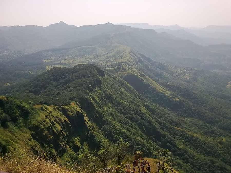 Matheran Western Ghat Maharashtra LaidBacktraveller.com Laid Back Traveller