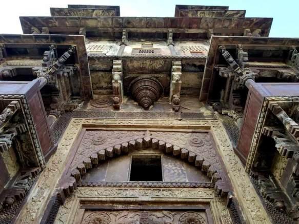Jehangir Fort Orchha