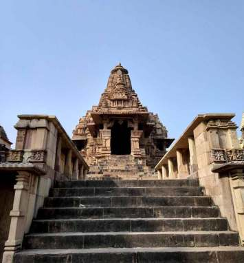 Lakshmana Temple Western Group of Temples Khajuraho