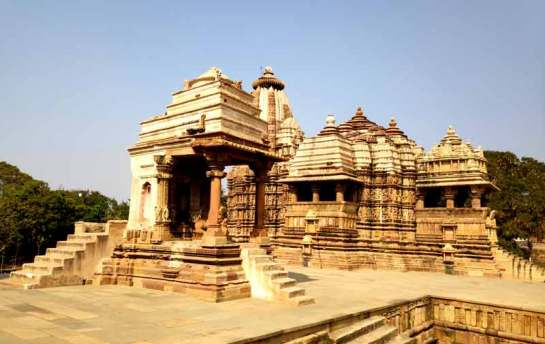 Mahadeva Temple western group of temples khajuraho