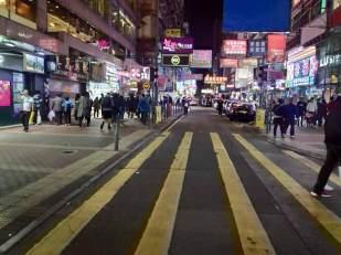 Ladies Market at Mongkok