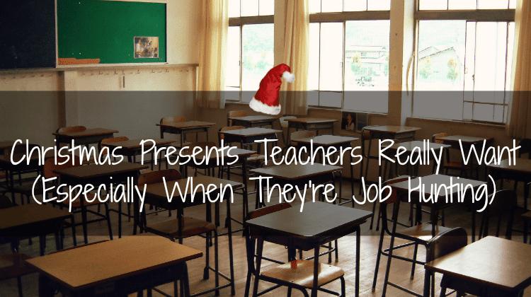 Christmas Presents For Teachers.Christmas Presents Teachers Really Want Especially When